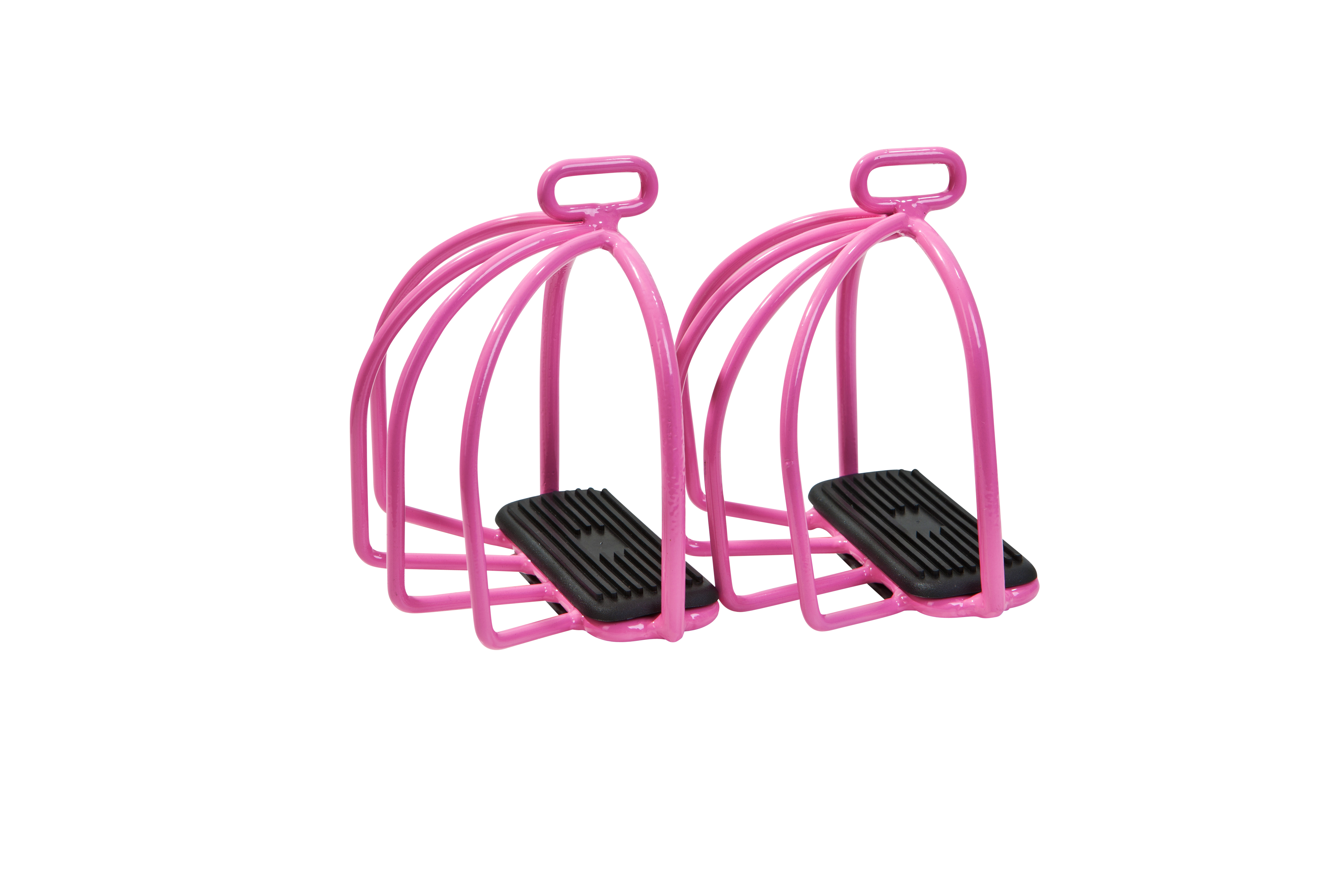 Hestagallery-sikkerheds_stigbøjler_pink_erll9593-1-Hestagallery